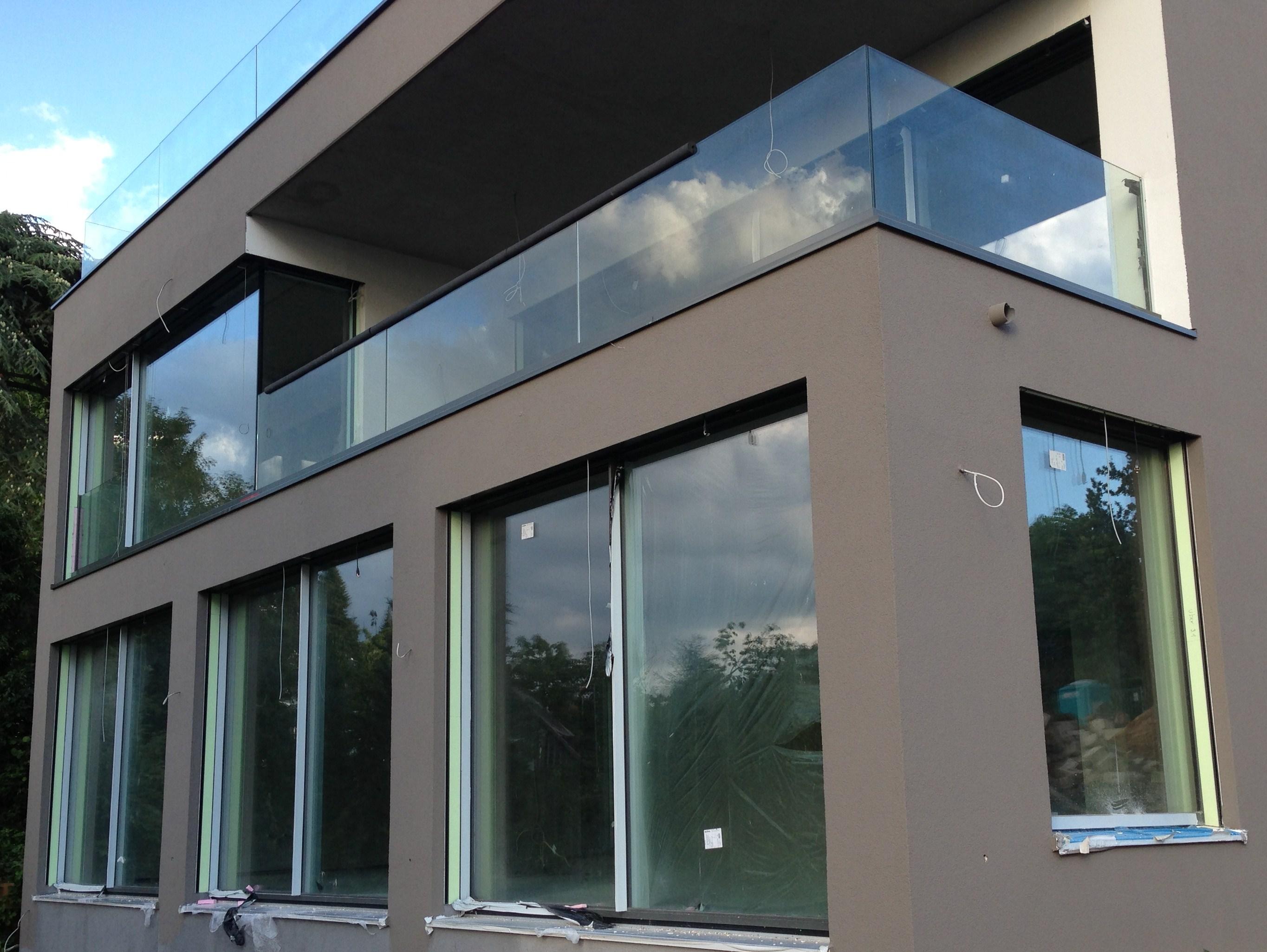 Umbau Altbauvilla In Bensheim Auerbach Metall Und Glas