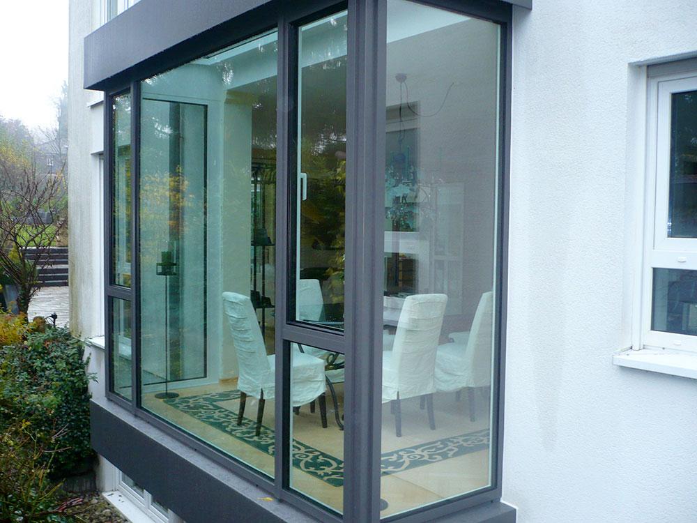 Fenster türen  Fenster/Türen - METALL UND GLAS