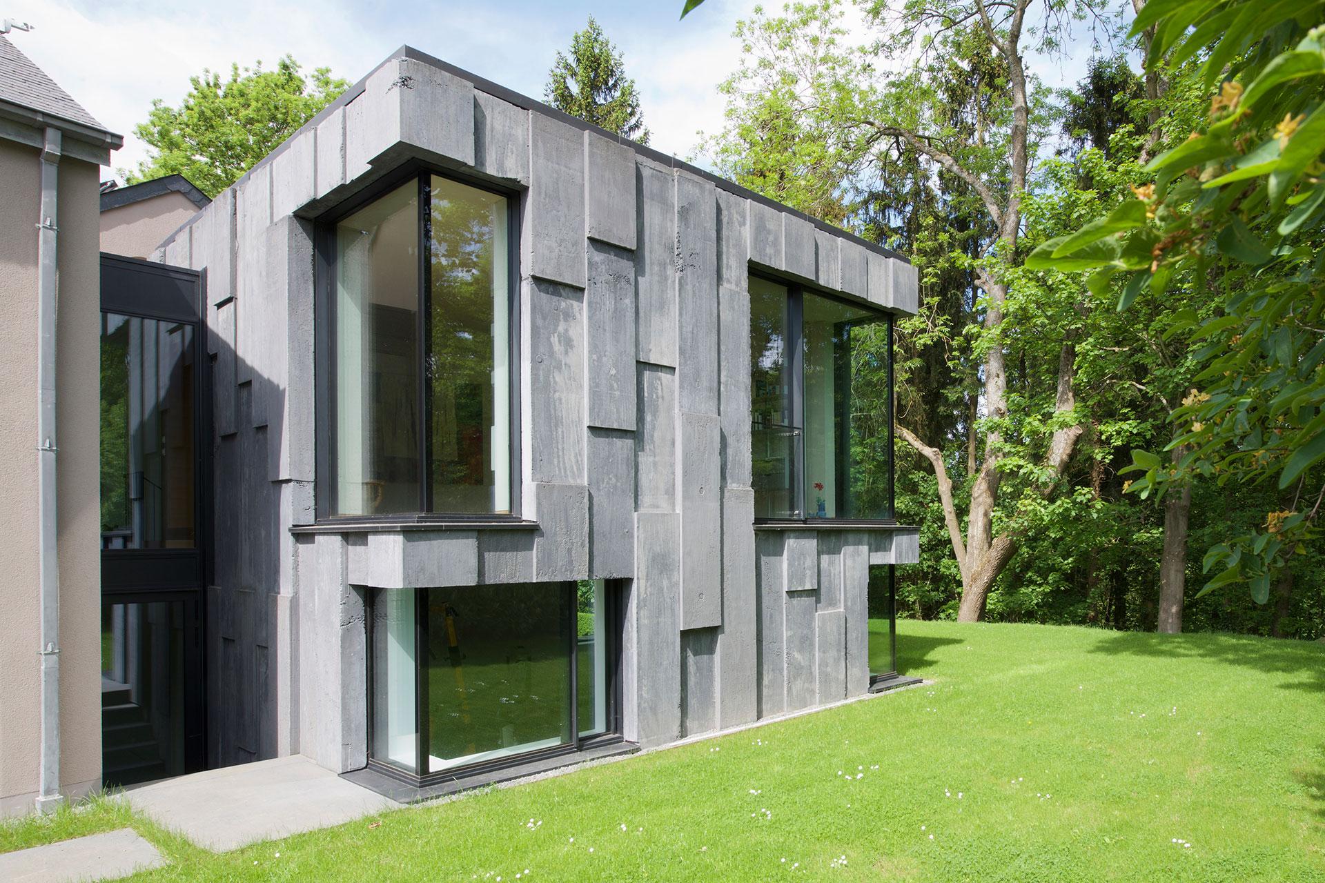 minimal windows metall und glas. Black Bedroom Furniture Sets. Home Design Ideas